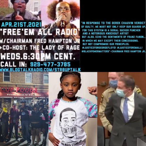 Free Em All Radio / Chicago / April 21, 2021 / People's Political Education Program
