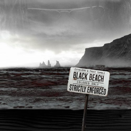 Black Beach by ZotheJerk x Frost Gamble ft Guilty Simpson, Boldy James  & Sadat X